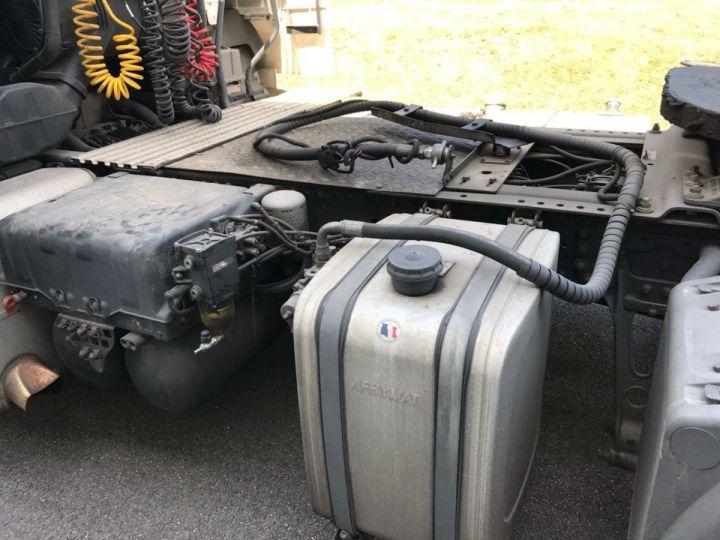 Camion tracteur Man TGX 18-480 Blanc - 4