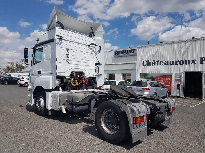 Camion tracteur Mercedes Axor 1840 LS BLUETECH 4 BLANC Occasion - 4
