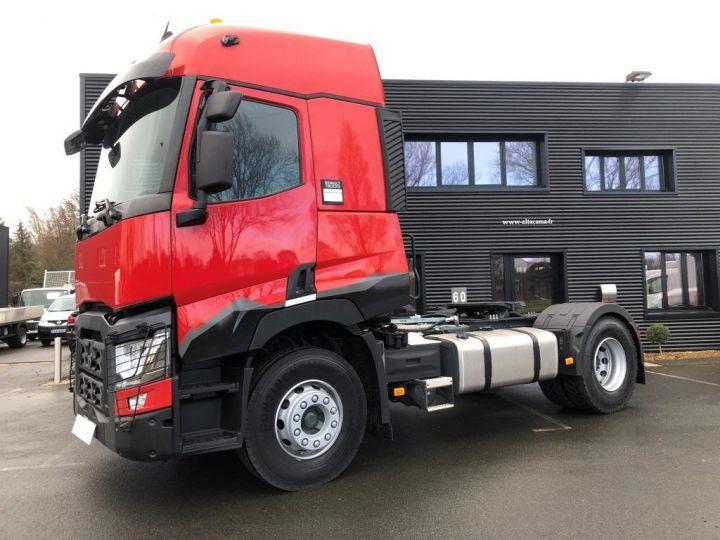 Camion tracteur Renault ROUGE - 2
