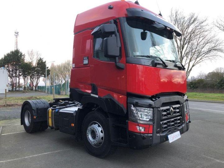 Camion tracteur Renault ROUGE - 4