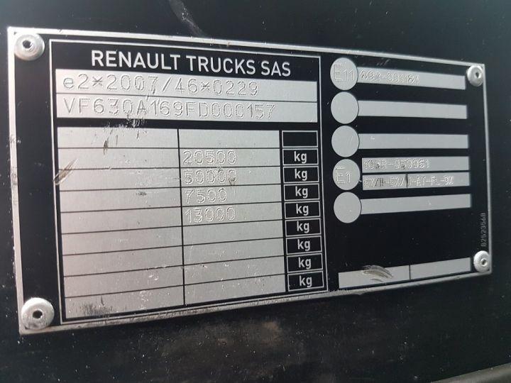 Camion tracteur Renault C 430 A.D.R. BLANC Occasion - 12