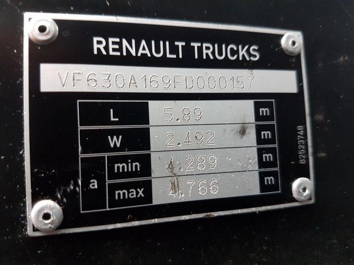 Camion tracteur Renault C 430 A.D.R. BLANC Occasion - 13