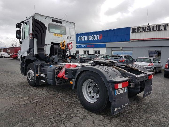 Camion tracteur Renault C 430 A.D.R. BLANC - 4