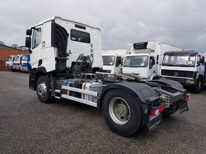 Camion tracteur Renault C 440 OPTITRACK (4x2/4) - RETARDER BLANC - 4