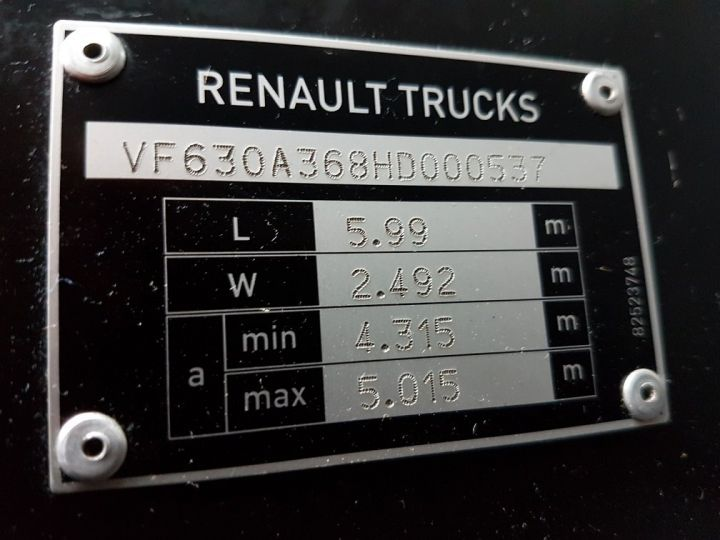 Camion tracteur Renault C 440 OPTITRACK (4x2/4) - RETARDER BLANC - 19