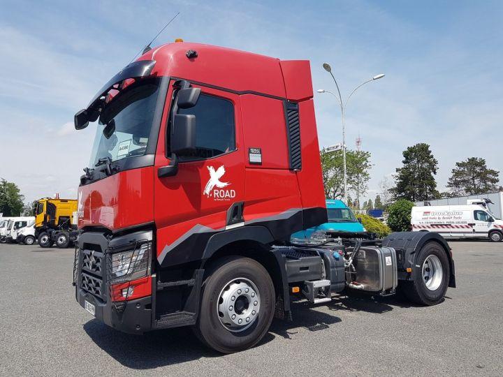 Camion tracteur Renault C T460 X-ROAD ROUGE - 1