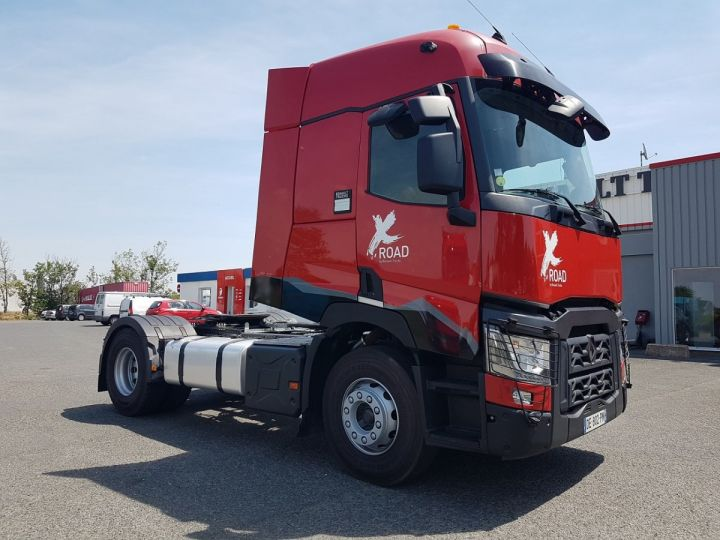 Camion tracteur Renault C T460 X-ROAD ROUGE - 3