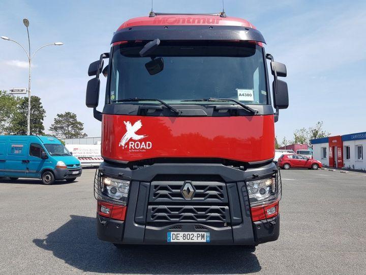 Camion tracteur Renault C T460 X-ROAD ROUGE - 5
