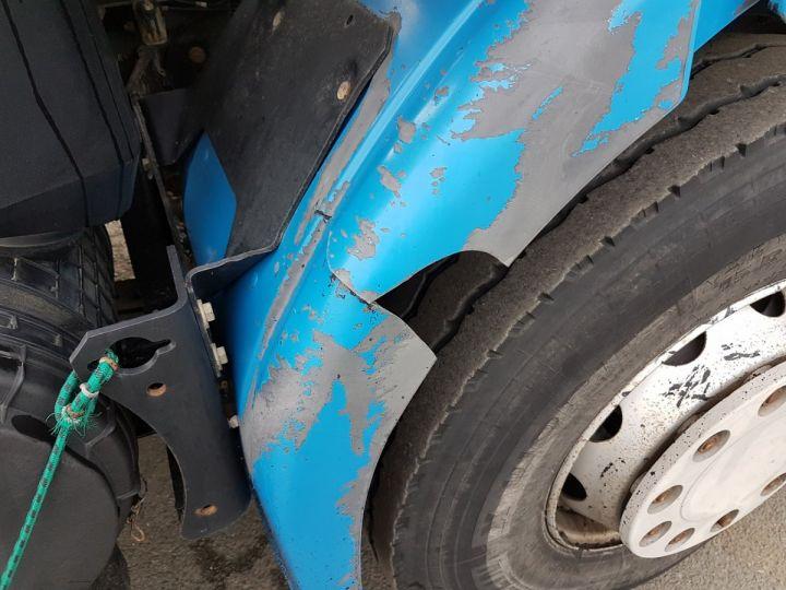 Camion tracteur Renault Premium Lander 420dci JAUNE et BLEU Occasion - 12