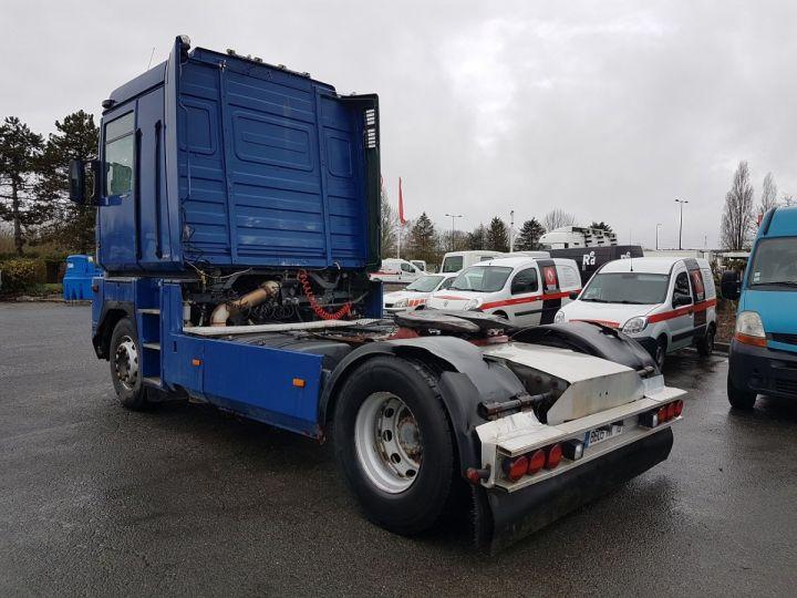 Camion tracteur Renault Magnum 440 E-TECH BLEU GEFCO - 4