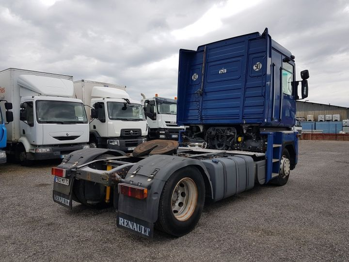 Camion tracteur Renault Magnum 440dxi BLEU GEFCO - 2