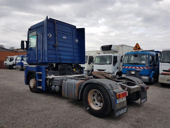 Camion tracteur Renault Magnum 440dxi BLEU GEFCO Occasion - 4