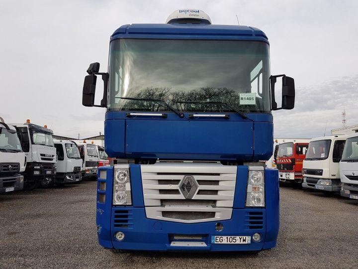 Camion tracteur Renault Magnum 440dxi MANUAL BLEU GEFCO Occasion - 5
