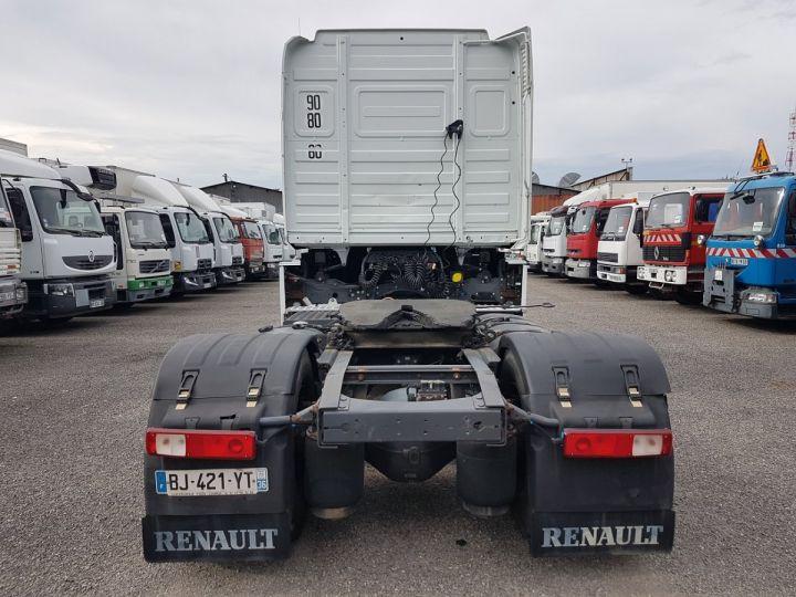 Camion tracteur Renault Magnum 440dxi OPTIDRIVER BLANC - 6