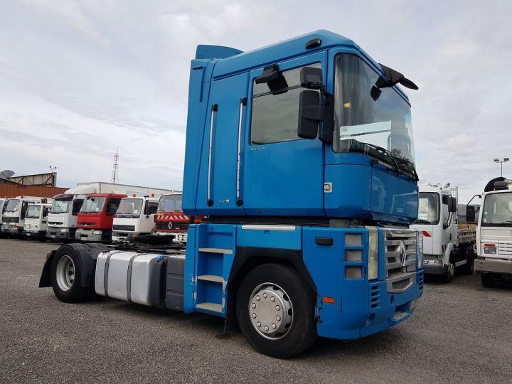 Camion tracteur Renault Magnum 460dxi RETARDER BLEU - 3