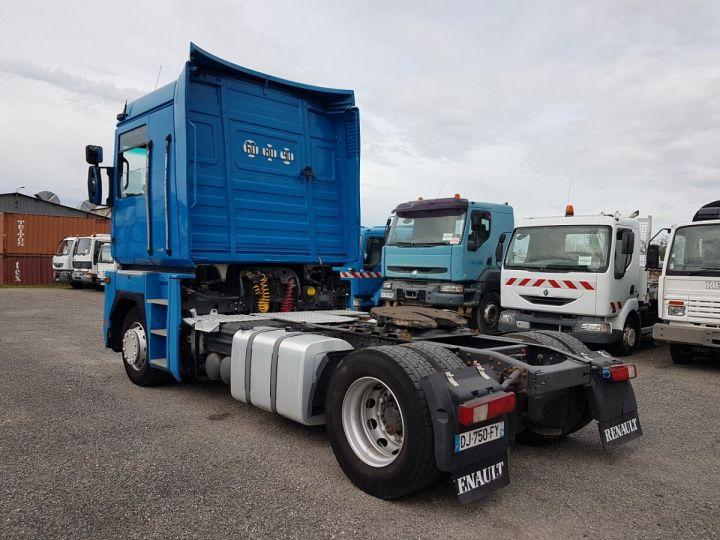 Camion tracteur Renault Magnum 460dxi RETARDER BLEU - 4