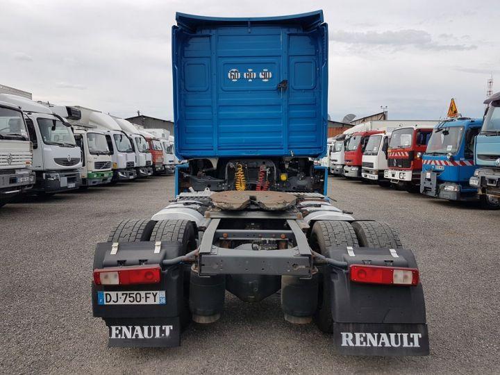 Camion tracteur Renault Magnum 460dxi RETARDER BLEU - 6