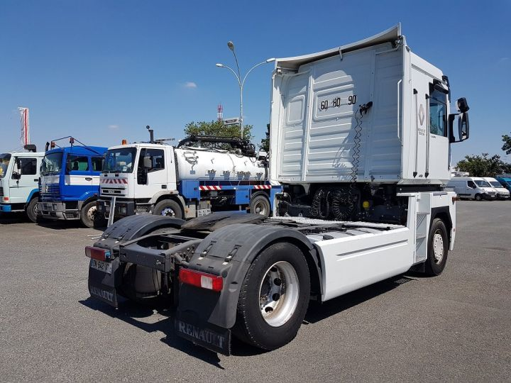 Camion tracteur Renault Magnum 480dxi - ZF16 + INTARDER BLANC Occasion - 2