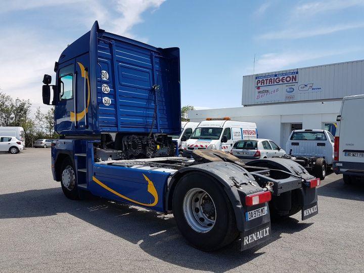 Camion tracteur Renault Magnum 500dxi PRIVILEGE BLEU GEFCO - 4