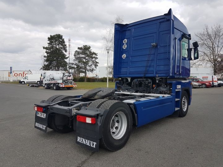 Camion tracteur Renault Magnum 520dxi PRIVILEGE BLEU - 2