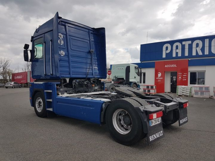 Camion tracteur Renault Magnum 520dxi PRIVILEGE BLEU Occasion - 4