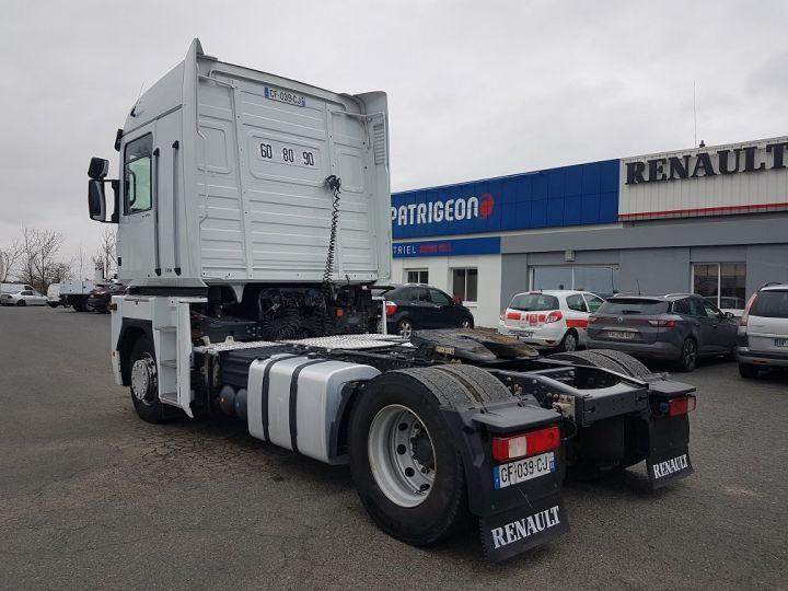 Camion tracteur Renault Magnum 520dxi RETARDER / SALON BLANC - 4