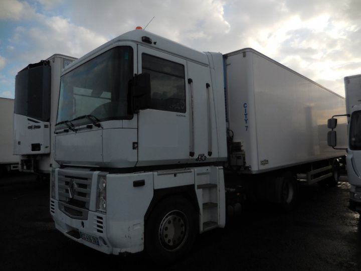 Camion tracteur Renault Magnum AE480 DXI  - 1