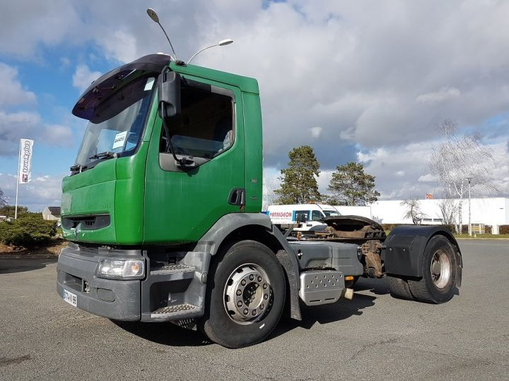 Camion tracteur Renault Premium 340.19D VERT Occasion - 1
