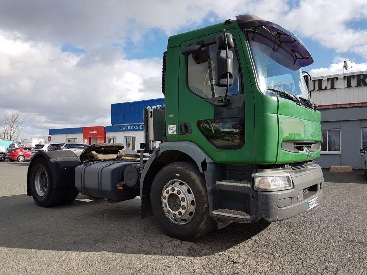 Camion tracteur Renault Premium 340.19D VERT Occasion - 3