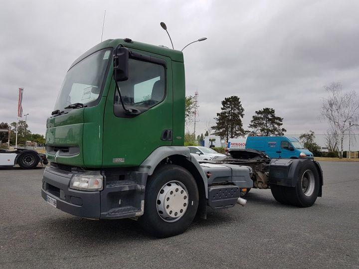 Camion tracteur Renault Premium 370dci.19D VERT Occasion - 1