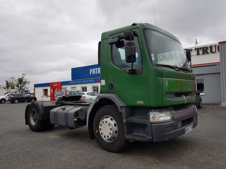 Camion tracteur Renault Premium 370dci.19D VERT Occasion - 3