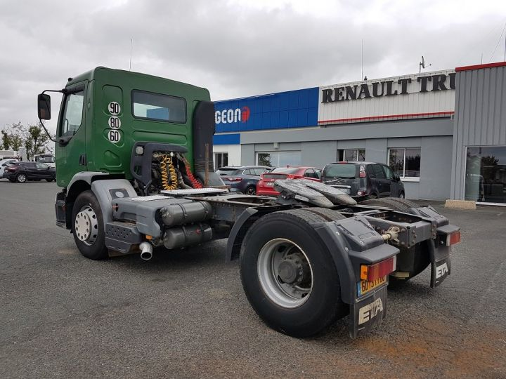 Camion tracteur Renault Premium 370dci.19D VERT Occasion - 4