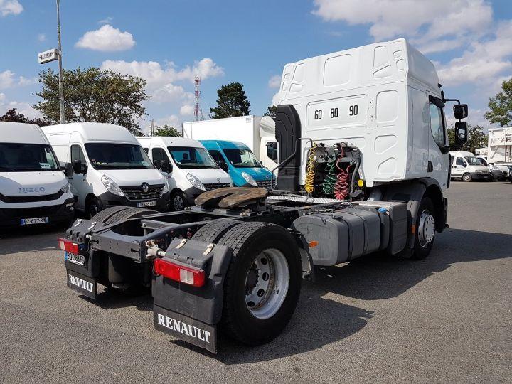Camion tracteur Renault Premium 410dxi MANUAL BLANC - 2