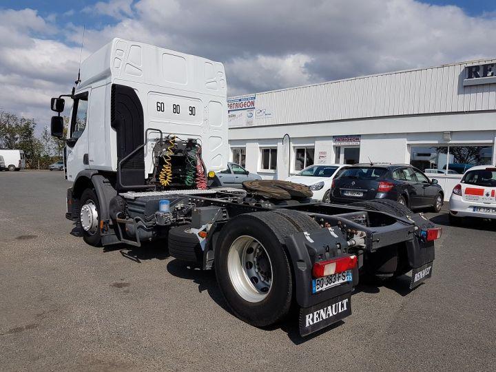 Camion tracteur Renault Premium 410dxi MANUAL BLANC - 4