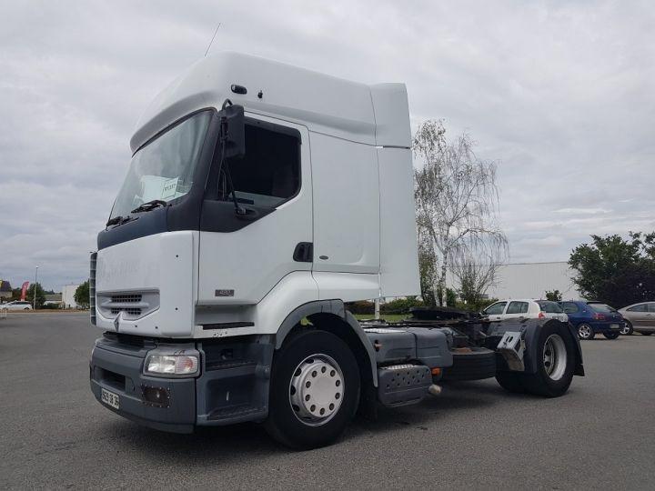 Camion tracteur Renault Premium 420dci ALLIANCE BLANC Occasion - 1