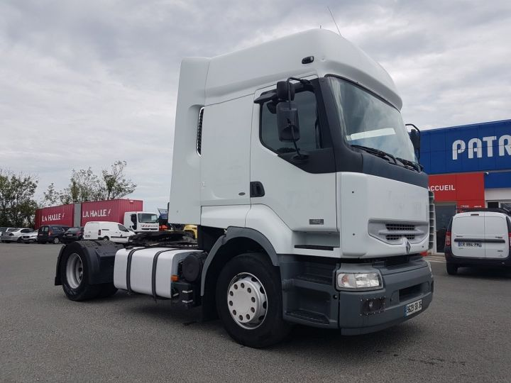 Camion tracteur Renault Premium 420dci ALLIANCE BLANC Occasion - 3