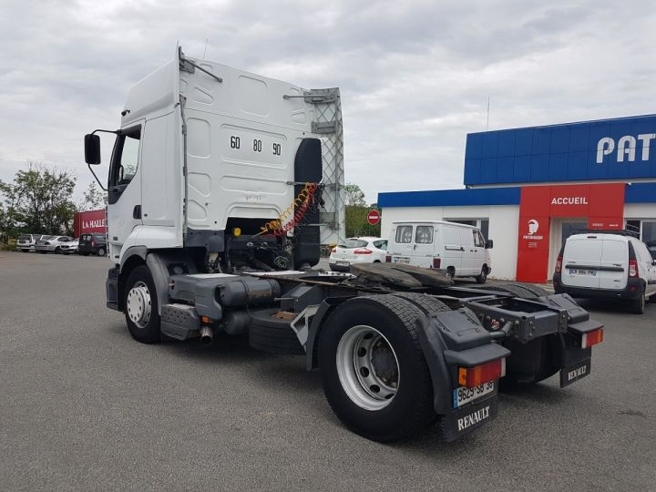 Camion tracteur Renault Premium 420dci ALLIANCE BLANC Occasion - 4