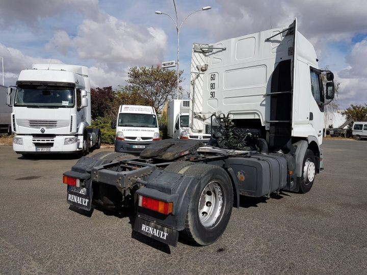 Camion tracteur Renault Premium 420dci PRIVILEGE BLANC Occasion - 2