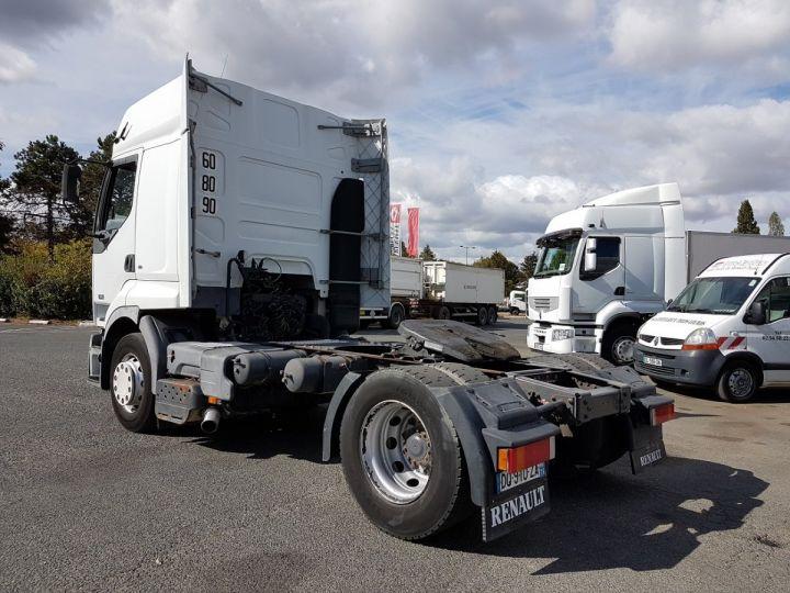 Camion tracteur Renault Premium 420dci PRIVILEGE BLANC Occasion - 4