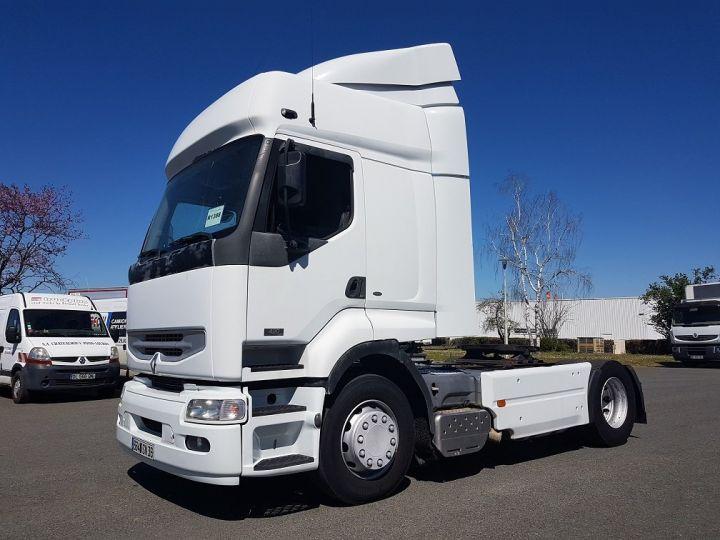 Camion tracteur Renault Premium 420dci PRIVILEGE BLANC - 1