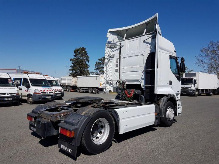 Camion tracteur Renault Premium 420dci PRIVILEGE BLANC - 2