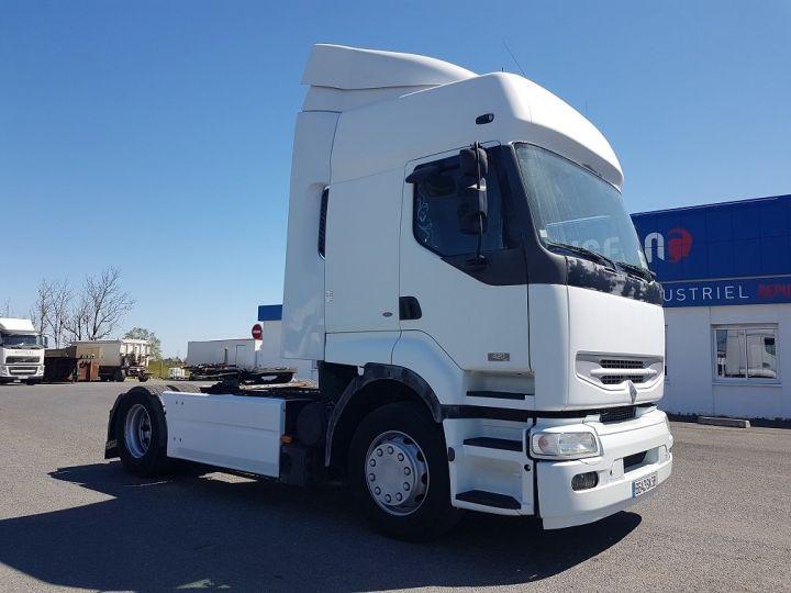 Camion tracteur Renault Premium 420dci PRIVILEGE BLANC - 3
