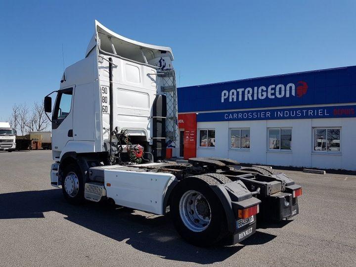 Camion tracteur Renault Premium 420dci PRIVILEGE BLANC - 4