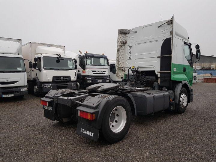 Camion tracteur Renault Premium 420dci PRIVILEGE BLANC - VERT - 2