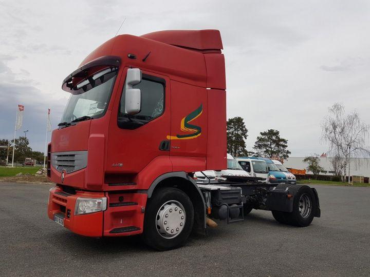 Camion tracteur Renault Premium 440dxi PRIVILEGE ROUGE - 1