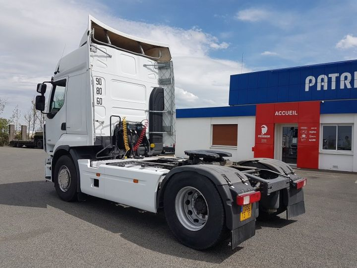 Camion tracteur Renault Premium 450dxi - Cabine 6 places BLANC Occasion - 4