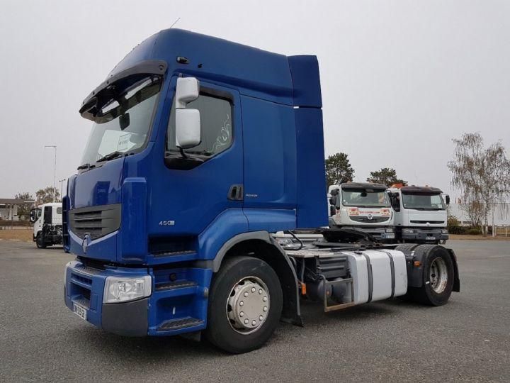 Camion tracteur Renault Premium 450dxi MANUAL BLEU GEFCO - 1