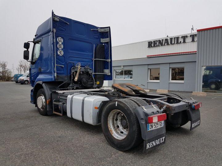 Camion tracteur Renault Premium 450dxi MANUAL BLEU GEFCO Occasion - 4