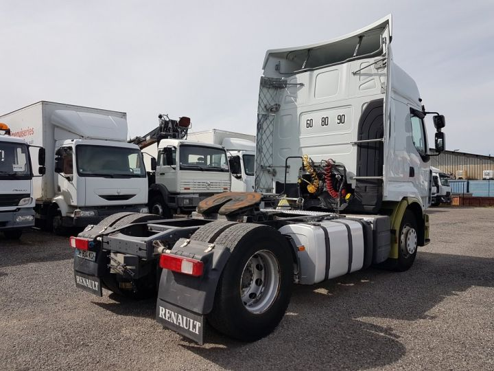 Camion tracteur Renault Premium 450dxi PRIVILEGE BLANC - VERT Occasion - 2