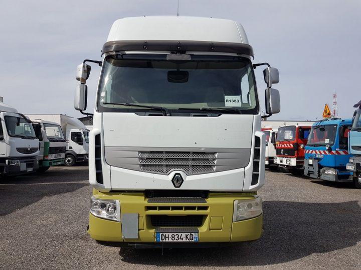 Camion tracteur Renault Premium 450dxi PRIVILEGE BLANC - VERT Occasion - 7
